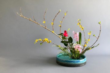 Qu'est-ce que l'ikebana?